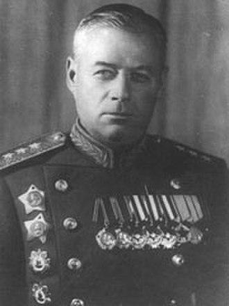 Kozelsk Offensive - 3rd Tank Army commander Prokofy Romanenko, post-1944