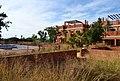 Promoció d'habitatges abandonada a los Alcázares, Múrcia.JPG