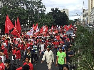 Protests against Rodrigo Duterte Political protests against Philippine President Rodrigo Duterte