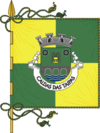 Flag of Caldas das Taipas