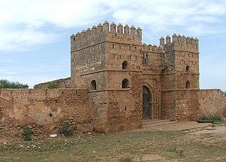 Kasbah Mahdiyya Moroccan cultural heritage site