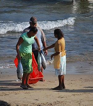 Cuajinicuilapa - Afro-Mexican fishermen in Punta Maldonado