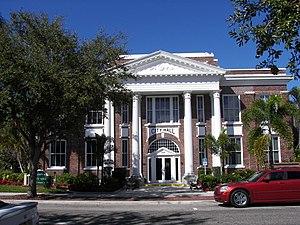 Punta Gorda, Florida - Punta Gorda City Hall