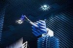 Qarman CubeSat in Hertz test chamber 23544725971 12591f5a27 o.jpg