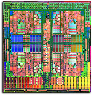 Quad-Core AMD Opteron processor