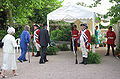Queen's Official Birthday reception Government House Jersey 2010 08.jpg