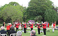 Queen's Official Birthday reception Government House Jersey 2013 15.jpg