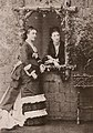 Queen Mercedes of Spain with her sister María Cristina.jpg