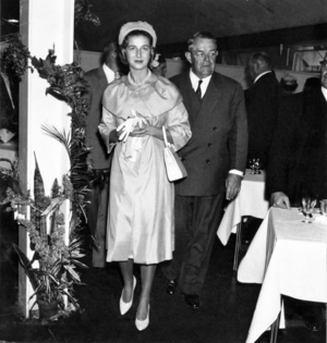 Princess Alexandra, The Honourable Lady Ogilvy - Princess Alexandra on her tour of Australia in 1959
