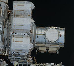 Quest airlock exterior - STS-127.jpg