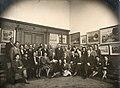 Réunion d'intellectuels de la diaspora arménienne en France.jpg