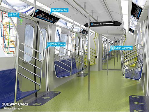 R211 Open Gangway Design