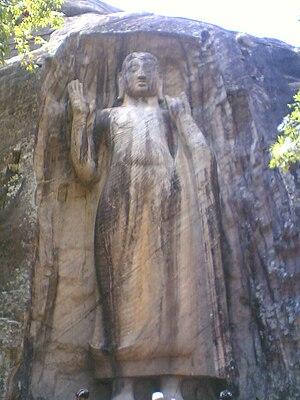 Reswehera - Gautama Buddha statue