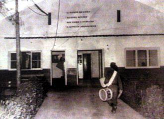 Operation Primicia - Entrance to the barracks (1975)