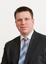 Party chairman Jüri Ratas