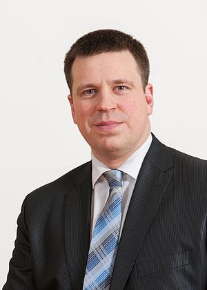 Euro summit - Image: RK Jüri Ratas
