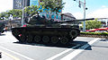 ROCA CM-11 Tank Back Forward at Section 2, Xianmin Blvd 20140906.jpg