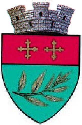 Salcea - Image: ROU SV Salcea Co A
