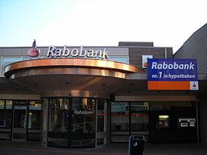 Rabobank in Boxmeer Author: Erik 1980