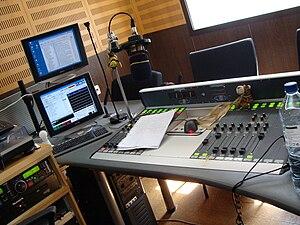 Coimbra University Radio - RUC main studio