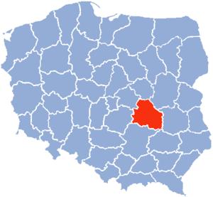 Radom Voivodeship - Radom Voivodeship