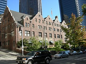 The Rainier Club