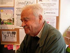 Maurice Rajsfus - Maurice Rajsfus in 2005