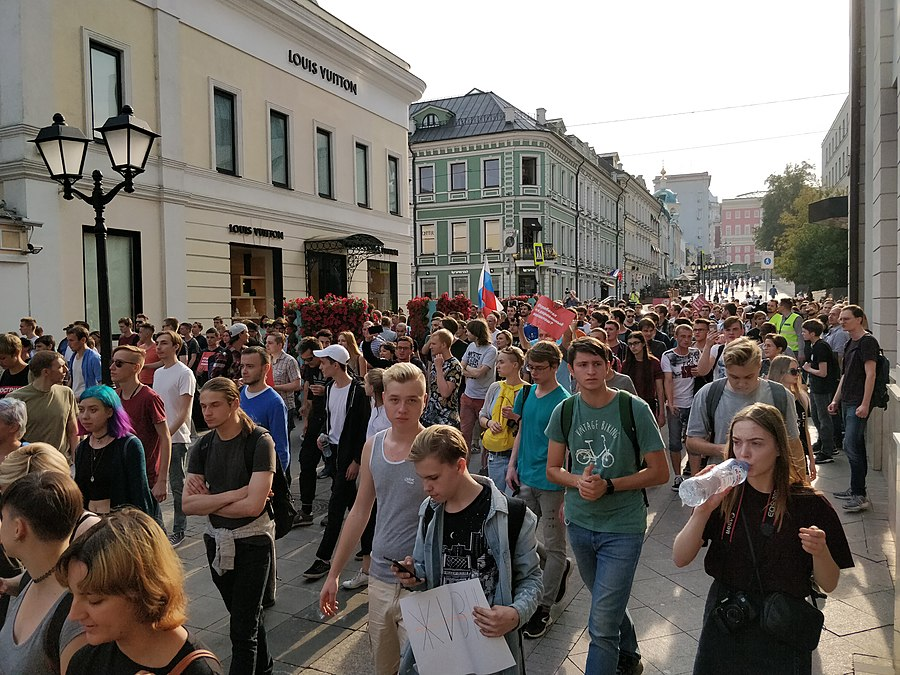 Rally against raising the retirement age (2018-09-09; Moscow) 16.jpg