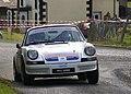 Rally car on minor road - geograph.org.uk - 1099033.jpg