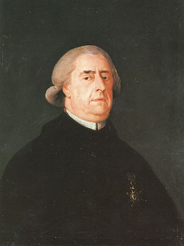 Портрет Рамона Пиньятелли.