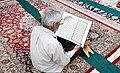 Ramadan 1439 AH, Qur'an reading at Goharshad Mosque, Mashhad - 29 May 2018 19.jpg