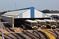 Ramsgate Depot - South Eastern 466038, 465919 and 466026.JPG