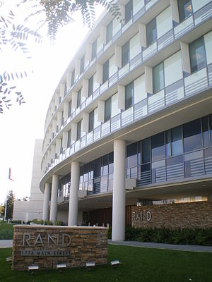 English: Rand Corporation Headquarters, Main S...
