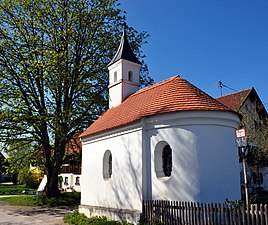 Chapel in Rausch (April 2013)
