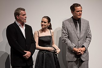 Winona Ryder - Ryder alongside Ray Liotta and Michael Shannon at the Toronto International Film Festival 2012.
