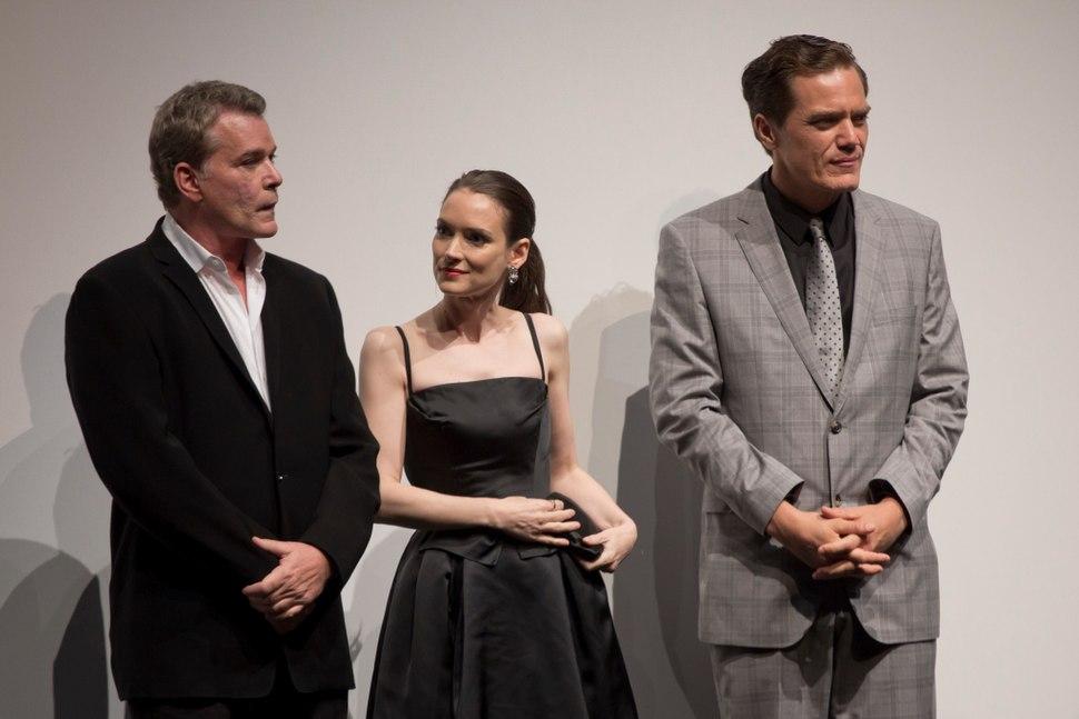 Ray Liotta, Winona Ryder, Michael Shannon TIFF 2012