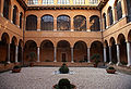 Reale Accademia di Spagna a Roma. Chiostro.jpg