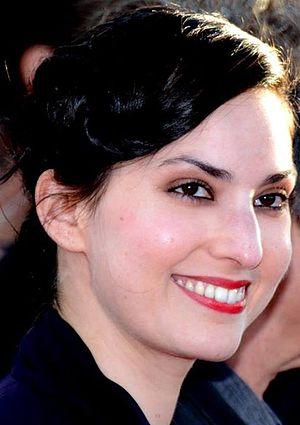 Rebecca Zlotowski - Zlotowski at the 2013 Deauville American Film Festival