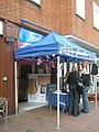 Recruitment drive at Fitness First - geograph.org.uk - 1604667.jpg