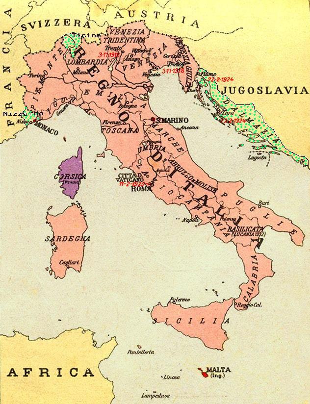 RegioniIrredenteItalia