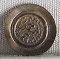 Regno longobardo, emissione aurea di desiderio, zecca di pombia, 757-774.JPG