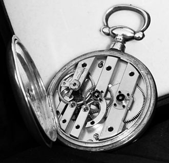Pocket watch - A French pocketwatch from 1920s.