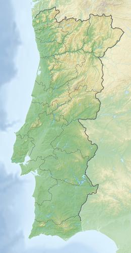 Vascoveiro dam (Portugal)