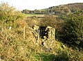 Remains of Woodcock, Shibden Dale, Northowram - geograph.org.uk - 589404.jpg