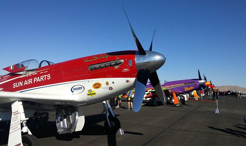 Reno Air Races - Howling Pixel