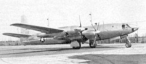 Republic XF-12 Rainbow - XF-12 Rainbow c. 1946