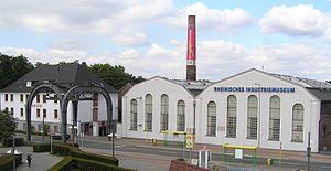 LVR Industrial Museum - Rheinisches Industriemuseum