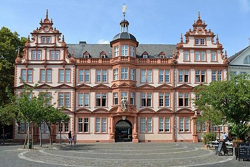 Gutenberg-Museum (Altbau: Zum Römischen Kaiser) in Mainz