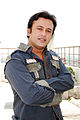 Riaz at Banani top of the own flat bldg. 2.JPG