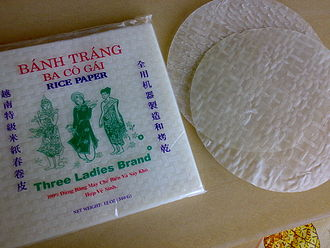 Rice paper - Rice paper